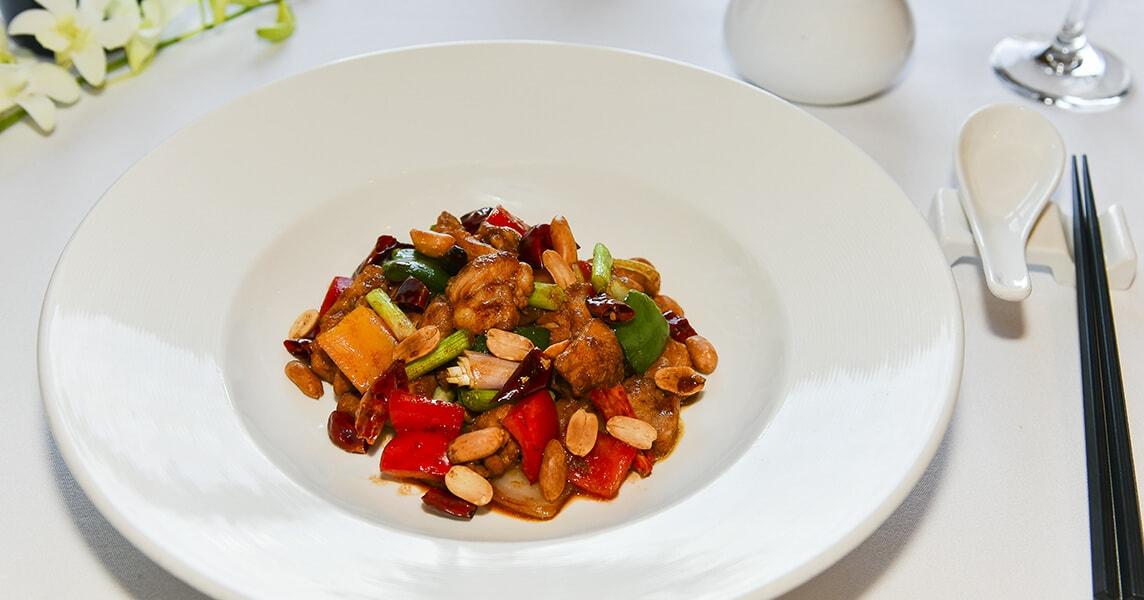 米其林星級中式佳餚