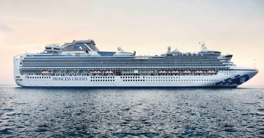 重要公告|藍寶石公主號航程取消